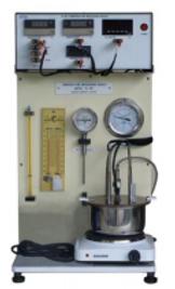 PERT Industrials Thermodynamics Temperature Measuring Bench