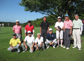 MKC秋ゴルフ参加報告
