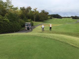 MKCゴルフコンペ参加報告~10月9日チェリーヒルズGC