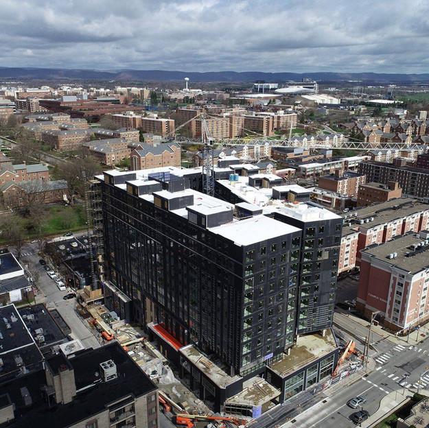HERE - Penn State Student housing