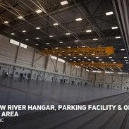 MCAS New River Hangar, Parking & Ordnance Loading FacilityMortenson Construction