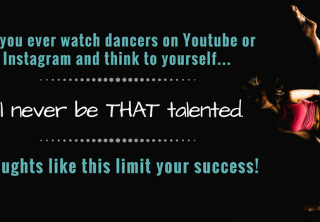 Be Better: 10 Tips for Dancers that Don't Require Talent