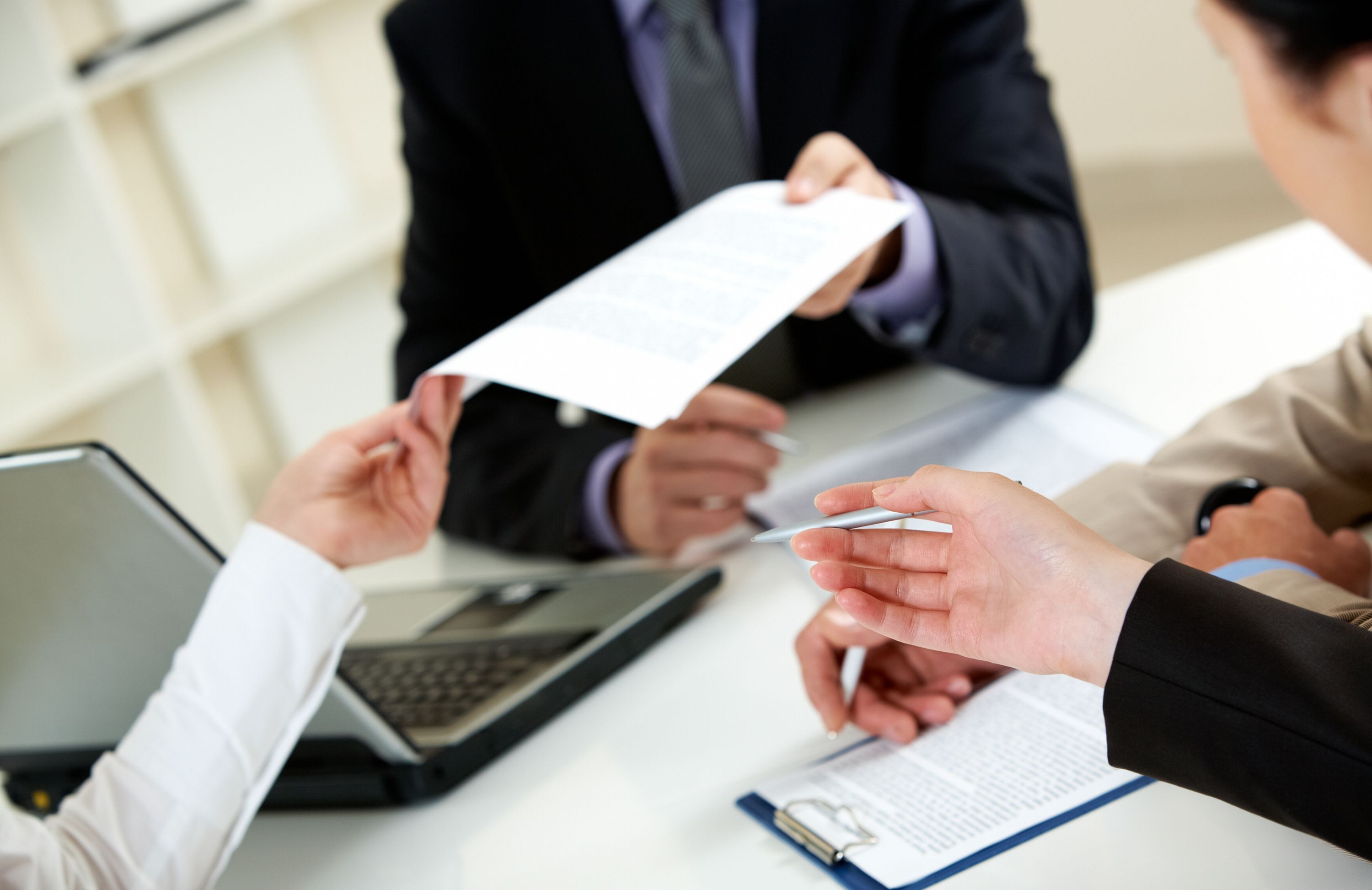 Specialized Advice on Legal Procedures