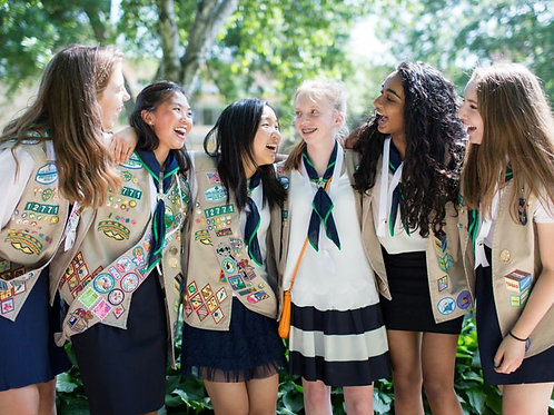 Girl Scout: Seniors