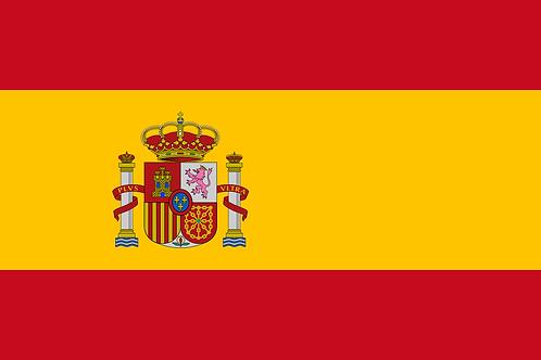Intro to Spanish