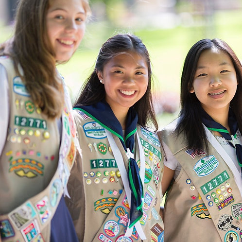 Girl Scout: Ambassadors