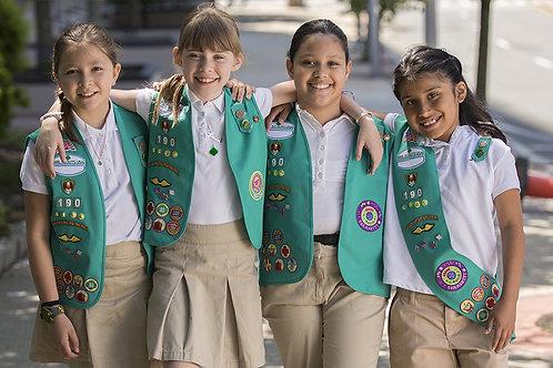 Girl Scout: Juniors