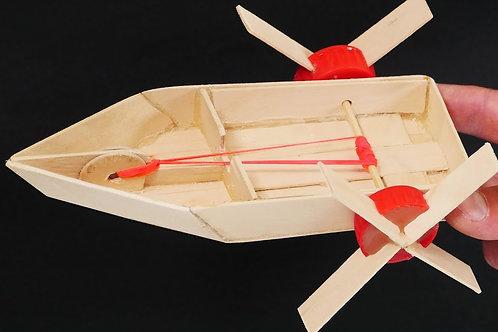 Mechanical Engineering: Paddle Boat
