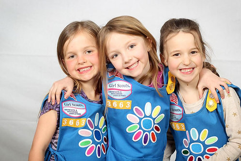 Girl Scout: Daisies