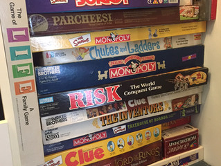Never Worry about Missing Board Game Pieces Again!
