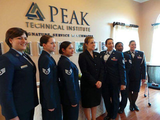 My Incredible Experience Teaching the Enlisted Aides Program