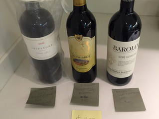Case Study: Wine Re-Gifting and Pricing Procedures