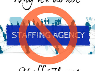 Why We Do Not Act as a Domestic Placement Agency