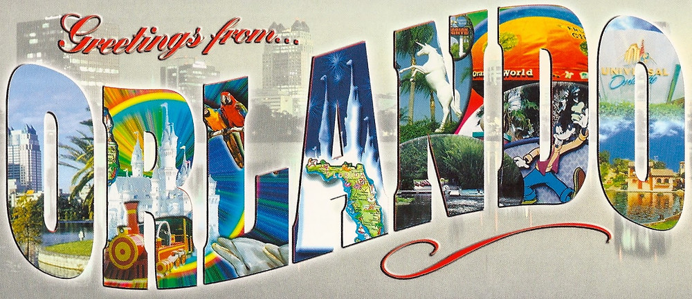 Orlando Postcard