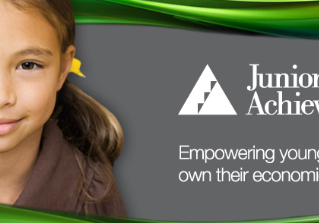Ms. Laurence was a featured speaker at Junior Achievement of Chicago