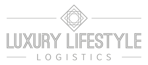 Luxury Lifestyle Logistics Logo