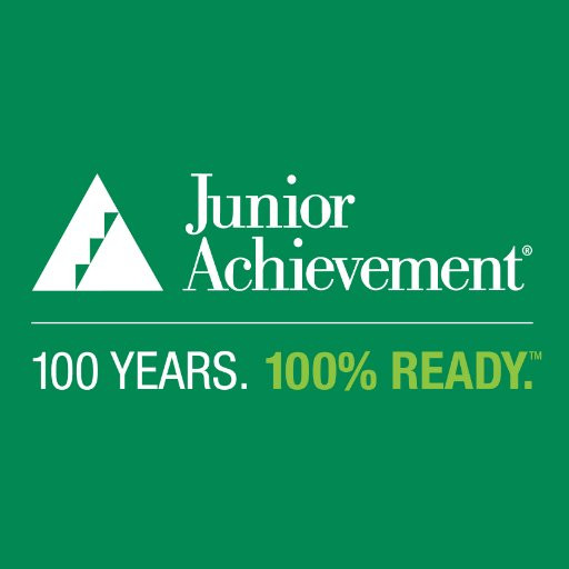Junior Achievement 100 Year Logo