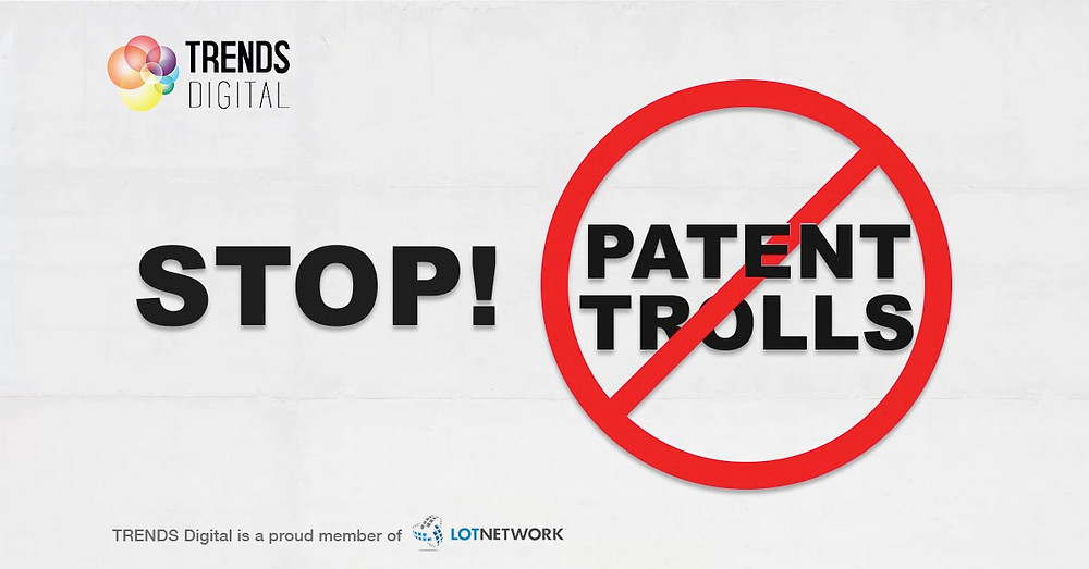 STOP Patent Trolls