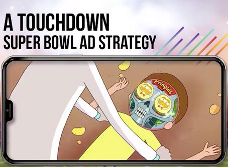 A Touchdown Super Bowl Ad Strategy