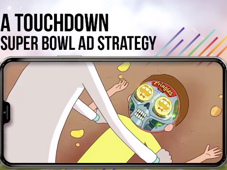 A Touchdown Super Bowl Ad Strategy