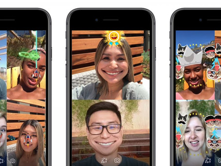 Facebook's new move on gamified AR experiences: Play with your friends - in Messenger