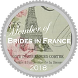 Brides in France badge.png