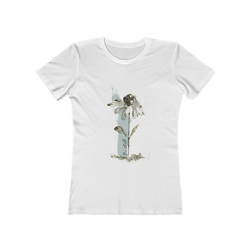 12160040 Women's The Boyfriend Tee