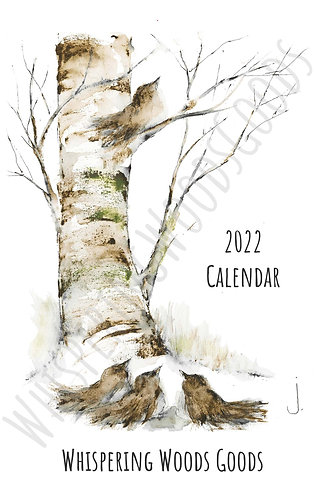 2022 Large Calendar