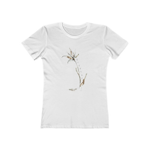 12160046W Women's The Boyfriend Tee
