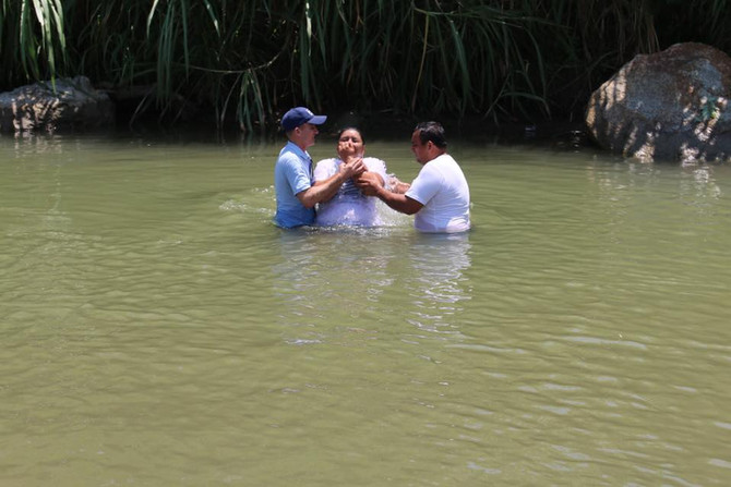 Baptism is new Life