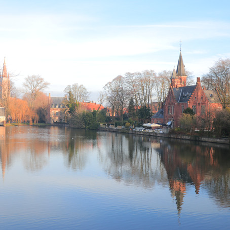 Day 9: Bruges Day Trip