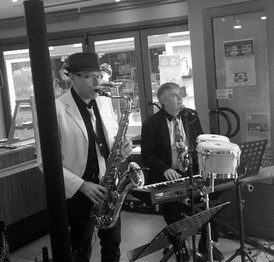 magic Jazz Story pour une inauguration