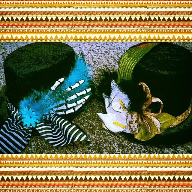 Instagram - #love my lil #minitophats !  #goth #gothic #skull #nyte #nytespryte