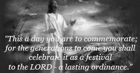 Graceful Perseverance: God's Seasons and Festivals - 04/12