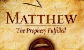 Graceful Perseverance: The Bible, New Testament; Part 2 – 5/19