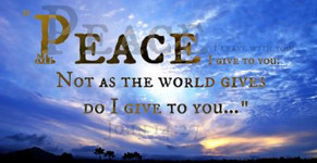 Graceful Perseverance: Peace in Christ! - 08/23