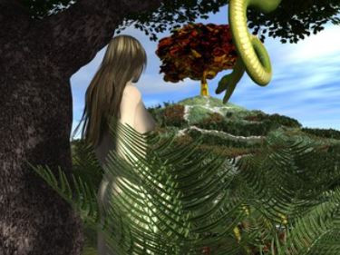 Genesis - Garden of Eden - Sin!