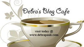 Graceful Perseverance: Debra's Blog Café - 06/06/21