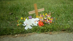 Graceful Perseverance: A Cross at the side of the Road - 07/18/21