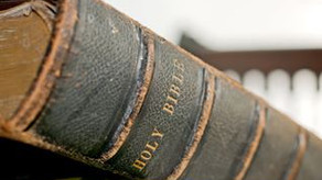 Graceful Perseverance: The Bible, Old Testament; Part 1 - 03/24