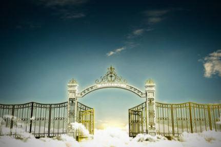 Kingdom of God!