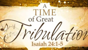Graceful Perseverance: Isaiah 24-God's Purpose in Judgment-04/18/21