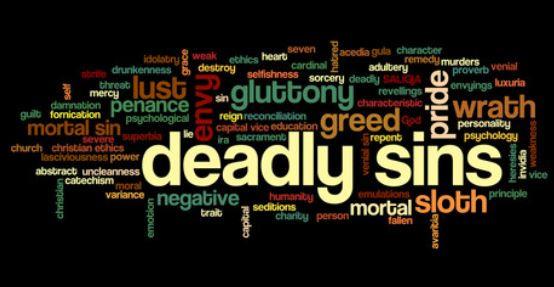 Deadly Sins!