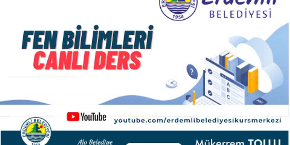 FEN BİLİMLERİ