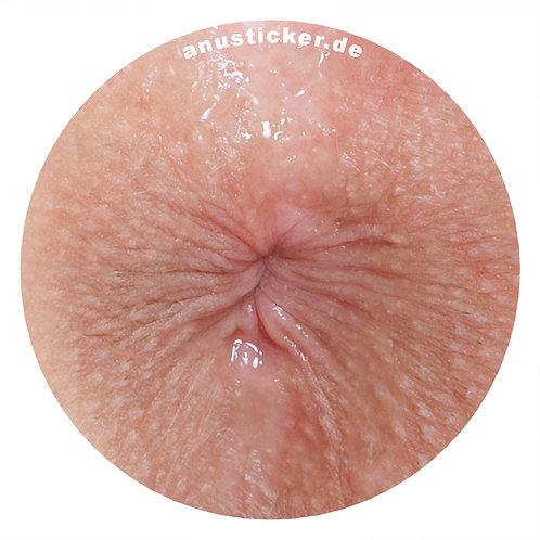"""100 Anusticker Sticker """"Squidgy"""" 5cm*¹"""