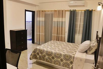 2 Bed; room