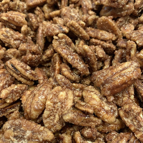 Cinnamon Vanilla Pecans