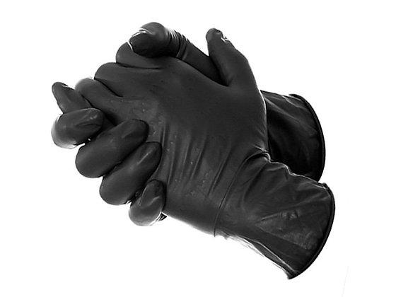 gant latex noire