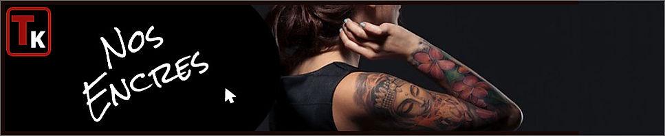 Encre de tatouage