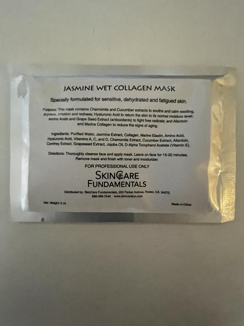 Jasmine Wet Collagen Mask